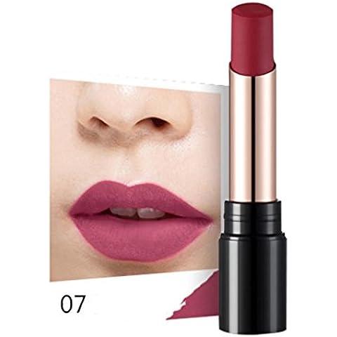 Fortan Sexy idratante Long Lasting impermeabile rossetto opaco trucco Glossy Lip Gloss - G