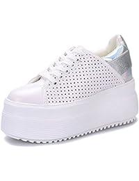 GTVERNH comfort/scarpe da donna/studenti sono Slopping scarpe casual con fondo di spessore con muffin e dei piedi...