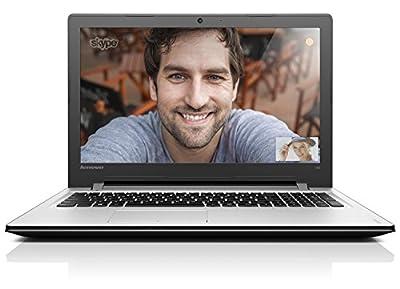 Lenovo Ideapad 300 80Q701L2IH 15.6-inch Laptop (Core i7-6500U/8GB/1TB/DOS/2GB Graphics), Silver