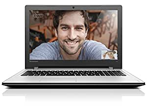 Lenovo Ideapad 300 80Q701L2IH 15.6-inch Laptop (Core i7-6500U/8GB/1TB/DOS/2GB Graphics), Silver