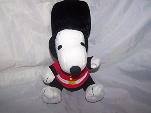 snoopy-metlife-soft-toy