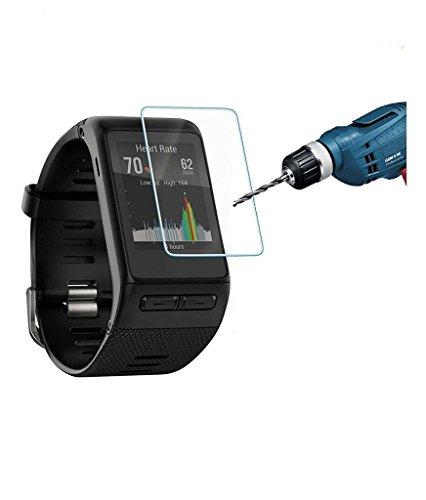 2pcs para Garmin Vivoactive Reloj HR Protector de Pantalla de Vidrio Templado