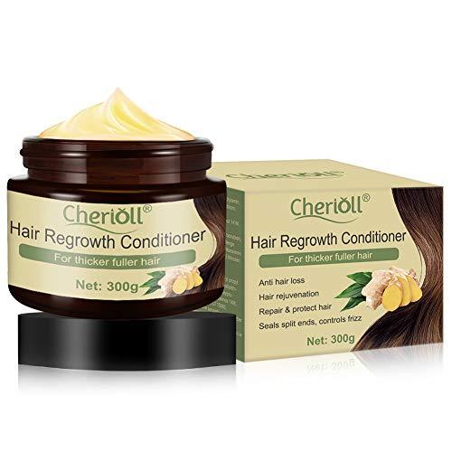 Haar Wachstum Conditioner, Anti-Haarverlust Conditioner, Effektiv gegen Haarausfall, Stärkend, Regenerierend, Wachstumsfördernd, Behandlung für Haar, Wachstum für Damen & Herren