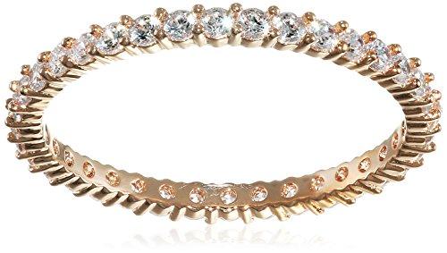 e Edelstahl Kristall '- Ringgröße 52 5095328 ()
