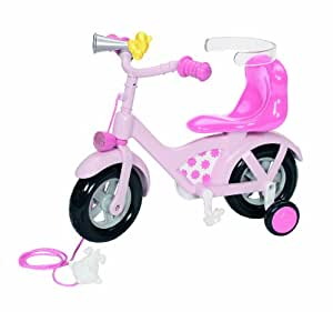 zapf creation 807804 baby born fahrrad rosa spielzeug. Black Bedroom Furniture Sets. Home Design Ideas