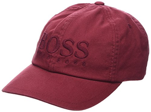 BOSS Casual Herren Fritz Panamahut,, per pack Rot (Bright Red 625), One Size (Herstellergröße: STCK)