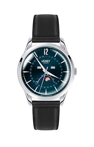 Henry London Unisex-Armbanduhr HL39-LS-0071