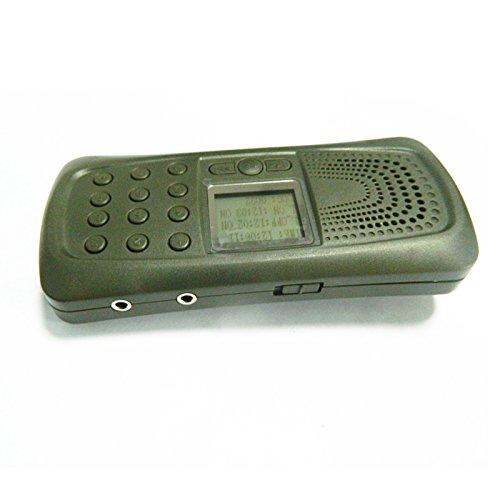 kld-387b Oiseaux appelant avec télécommande 100m contral Oiseau Son appels