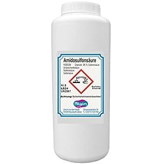 Algin Amidosulfonsäure 1kg Dose Kalkentferner Entkalkungsmittel