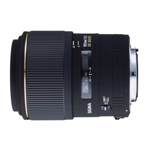 Cheap Sigma 105mm f2.8 EX DG lens for Sigma Digital and film SLR cameras Review