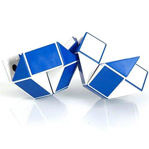 Preisvergleich Produktbild tjdianzi Magic Snake Form Spielzeug Spiel 3D Cube Puzzle Twist Puzzle Spielzeug Geschenk