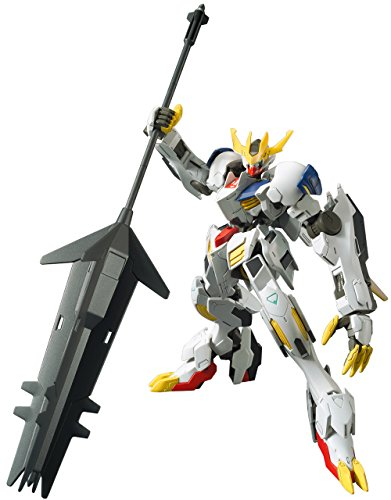 Bandai Hobby HG # 33 barbatos Lupus Rex Gundam IBO Model Kit (1/144 Scale) (144 Model 1 Kits Gundam Hg)