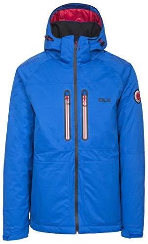 Trespass MAJKSKN20001_BLUXXL Veste de Ski Homme, Bleu, FR : 2XL (Taille Fabricant : XXL)