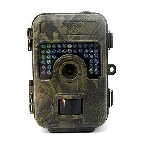IP66 wasserdichte Rückfahrkamera Jagdkamera 16MP 1080P LCD-Bildschirm mit Nachtsicht bis zu 65 Fuß 0,6 s Auslösezeit Bewegung aktiviert Moultrie Game Trail Kamera