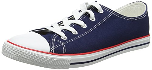 new-look-mark-2-baskets-basses-femme-bleu-bleu-39-eu