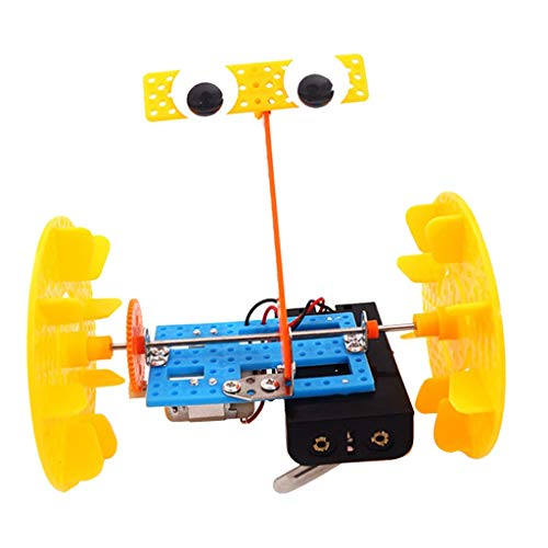 FLAMEER DIY Basteln Wissenschaft Labor Physik Experiment Spielzeug Geschenk - Selbstausgleich Roboter Kit 2
