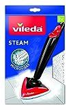 Vileda 2er Pack Ersatzbezug für Steam, Dampfreiniger und 100 Grad Hot Spray, 2x 1 Stück, Kunststoff