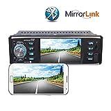 DONGMAO 4019TM 4 Zoll HD-Car-Audio-Rückbild Bluetooth-Freisprecheinrichtung MP5-Player