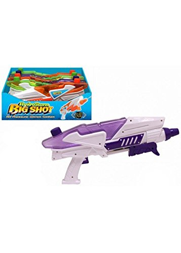 hydro-storm-big-shot-soaker-36cm-pump-action-triggered-water-gun-4-colours-1-supplied