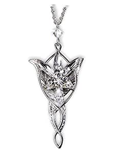 Herr der Ringe - Arwen Abendstern 925 silber. Noble Collection