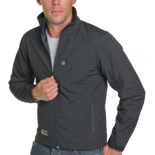 VentureHeat 9690da uomo City collezione riscaldato Soft Shell giacca