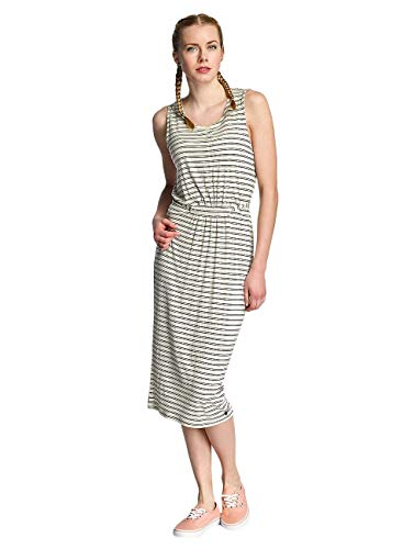 358d015a4e47a0 *nümph Damen Kleid Maddy, Beige (Birch), X-Small