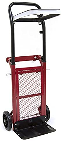 Woodside Multi Purpose Folding Sack Truck/Hand Trolley Barrow/Cart