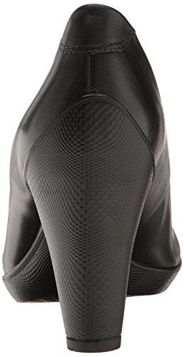 ECCO Sculptured 75, Scarpe con Plateau Donna Nero(Black 1001)