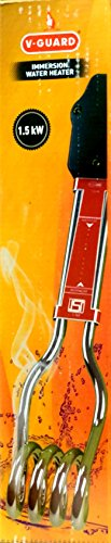 V Guard Immersion Water Heater Smart Rod 1 5kw Price In