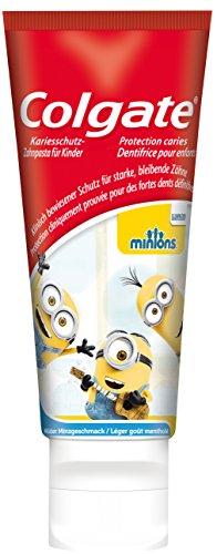 Colgate Kinderzahnpasta Minions 6+ Jahre, 6er Pack (6 x 50 ml)