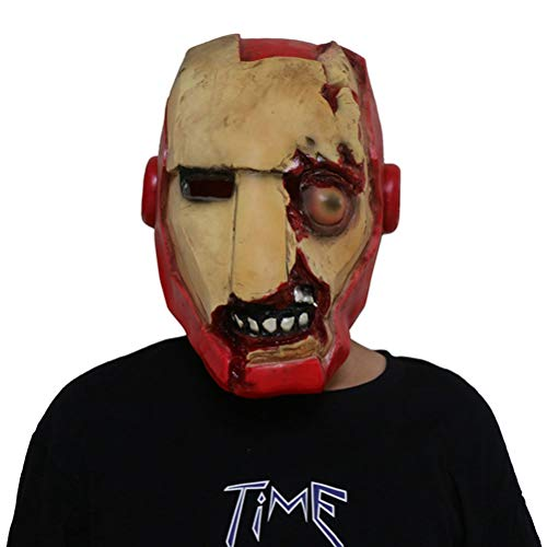 Halloween Kostüm Maske Blutungen Horror Maske Gesichtsmaske Maskerade Show