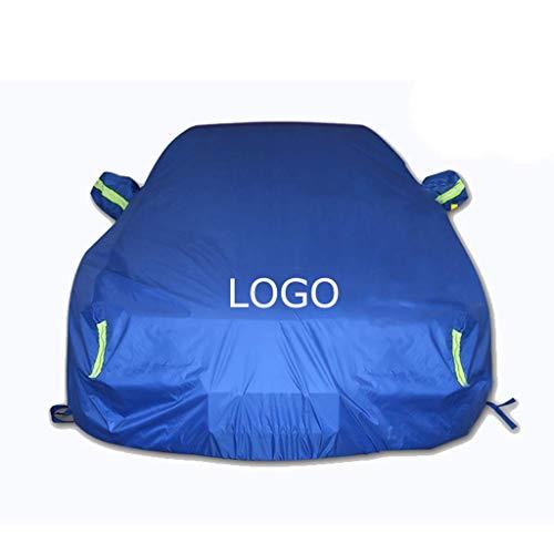GQ Acura Car-Cover-Schattierung Isolierung Car-Cover-Bekleidung Indoor Outdoor Wasserdichte Atmungsaktive Sonne Allwetterschutz-Passform -TLX, Acura-RL, Acura-RLX, Acura-ILX (größe : Acura-TLX)