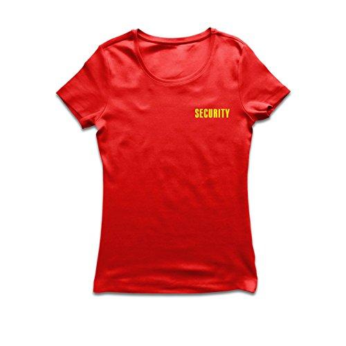 irt Sicherheit, Leibwächter, Eventpersonal und Partyabschlag (Large Rot Gelb) ()