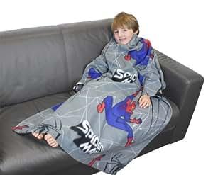 Character World The Amazing Spider-man Movie Sleeved Fleece Blanket