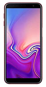 Samsung Galaxy J6 Plus (Red, 4GB RAM, 64GB Storage)