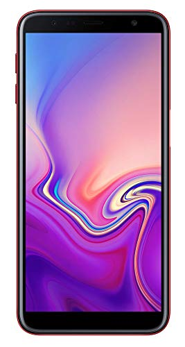 Samsung Galaxy J6 Plus (Red, 4GB RAM, 64GB Storage) with Offers