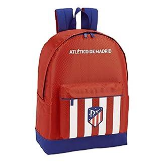 Atlético de Madrid Mochila Grande con Funda Ordenador.