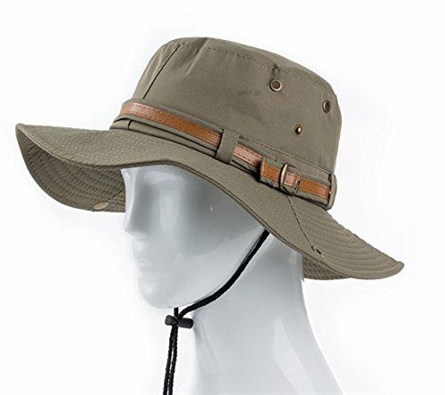 LLZTYM Female/Summer/Sunshade/Sunscreen/Sunscreen/Folding/Fisherman Hat/Uv/Suncap/Gift/Headwear/Hat green