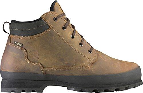 Hanwag Canto Meados Homens Gtx Inverno De Trekking E Caminhadas Sapatos Meia-porca Avelã