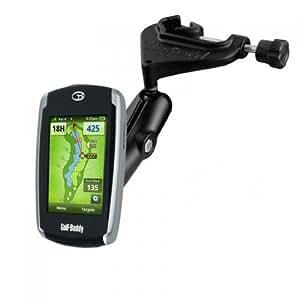 GolfBuddy GB3-CART-TEM Support GPS pour chariot de golf Noir