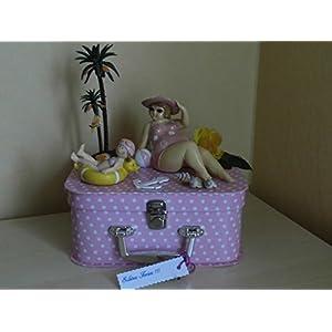 Geldgeschenk Koffer Geburtstag Urlaub Kur Erholung