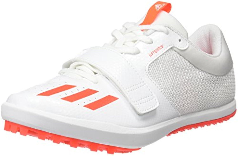adidas Jumpstar, Zapatillas de Atletismo Para Hombre