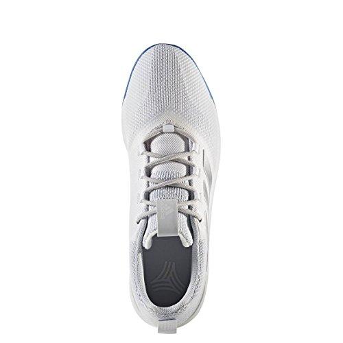adidas Ace Tango 17.2 Tr, pour les Chaussures de Formation de Football Homme Blanc Cassé (Bianco Balcri/plamet/azul)