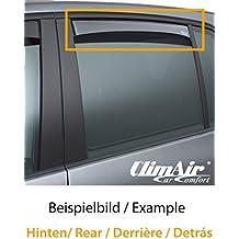 vorne für Ford MONDEO FLH TURNIER ClimAir Windabweiser 4-Door mit ABE SW