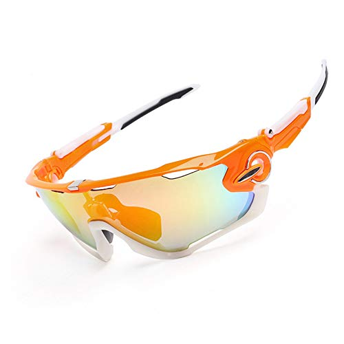 AnazoZ Gafas de Montar Gafas Protectoras Deporte Gafas Polarizadas Gafas de Sol Gafas Estilo 13