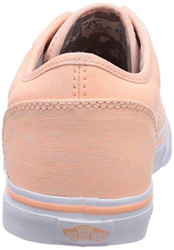 Vans ATWOOD Damen Sneakers Orange ((Printed) canvas FKO)