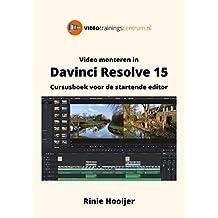 Video monteren in Davinci Resolve 15