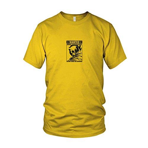 Wanted Arrow - Herren T-Shirt, Größe: XXL, Farbe: (Dc Universum Green Lantern Kostüm)