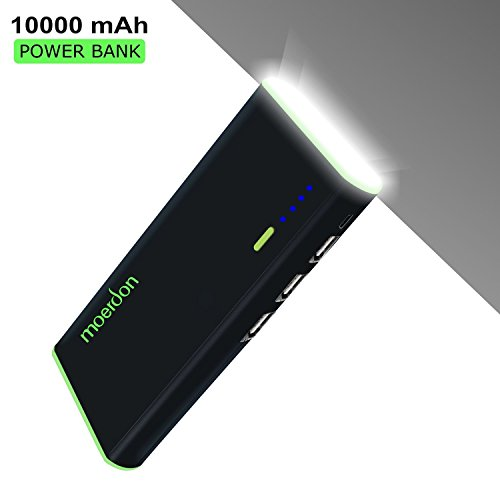 MOERDON MDPBTS-16 10000mAh Best Power Bank (Made In India)