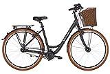 Ortler Monet Damen schwarz matt Rahmenhöhe 55cm 2019 Cityrad